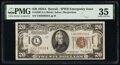 Small Size:World War II Emergency Notes, Fr. 2305 $20 1934A Hawaii Federal Reserve Note. PMG Choice Very Fine 35.. ...
