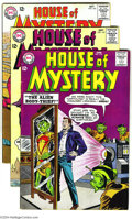 Silver Age (1956-1969):Mystery, House of Mystery Group (DC, 1964-65) Condition: Average FN+. Thisgroup includes # 135, 145, 146, 147, and 152-154. All but ...(Total: 7 Comic Books Item)