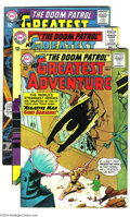 Silver Age (1956-1969):Adventure, My Greatest Adventure Group (DC, 1963-65) Condition: FN. This group contains issues #83-85. Issue #85 features a story with ... (Total: 3 Comic Books Item)