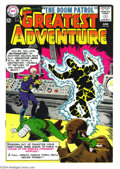 Silver Age (1956-1969):Adventure, My Greatest Adventure #80 and 84 Group - Doom Patrol (DC, 1963). Issue #80 grades FN and features the origin and first appea... (Total: 2 Comic Books Item)