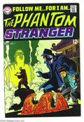 Silver Age (1956-1969):Horror, The Phantom Stranger #1 (DC, 1969) Condition: FN/VF. Second SilverAge appearance of Phantom Stranger. Only 12¢ issue. Overs...