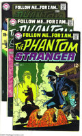 Bronze Age (1970-1979):Horror, The Phantom Stranger Group (DC, 1969-74) Condition: Average VG/FN.This lot consists of issues #1-19 and 31. Jim Aparo art. ...(Total: 20 Comic Books Item)