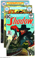 Bronze Age (1970-1979):Miscellaneous, The Shadow #1-11 Group (DC, 1973-75) Condition: VG+. Two copies of#1 are included. Artists include Mike Kaluta, Bernie Wrig...(Total: 12 Comic Books Item)