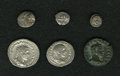Ancients:Ancient Lots  , Ancients: Lot of six miscellaneous ancient coins.... (Total: 6coins)