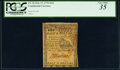 Continental Currency February 17, 1776 $1/2 PCGS Very Fine 35
