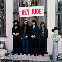 The Beatles Hey Jude Stereo LP With Small Hype Sticker Still Sealed (Apple Records, SW-385)