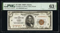 Small Size:Federal Reserve Bank Notes, Fr. 1850-F $5 1929 Federal Reserve Bank Note. PMG Choice Uncirculated 63 EPQ.. ...