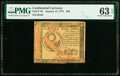 Colonial Notes:Continental Congress Issues, Continental Currency January 14, 1779 $30 PMG Choice Uncirculated 63 EPQ.. ...