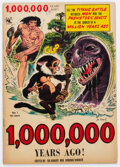 Golden Age (1938-1955):Adventure, 1,000,000 Years Ago #1 (St. John, 1953) Condition: FN+....