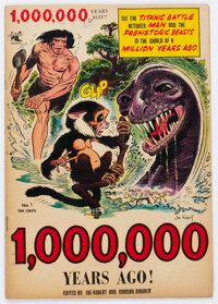 1,000,000 Years Ago #1 (St. John, 1953) Condition: FN+