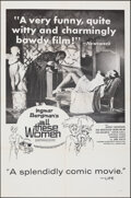 """Movie Posters:Foreign, All These Women (Janus Films, 1964). Folded, Very Fine. One Sheet (27"""" X 41""""). Foreign.. ..."""