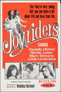 """Movie Posters:Adult, The Joyriders & Other Lot (Seven Cities, 1975). Folded, Overall: Fine/Very Fine. One Sheets (2) (25"""" X 38"""" & 27"""" X 41""""). Adu... (Total: 2 Items)"""