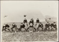"Football Collectibles:Photos, Notre Dame ""The Four Horsemen And Seven Mules"" Vintage Photograph. ..."