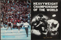 Boxing Collectibles:Autographs, Muhammad Ali Boxing Programs, Lot of 2 - One Signed!...
