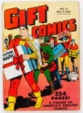 Gift Comics #3 (Fawcett Publications, 1949) Condition: GD