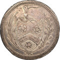 Medals and Tokens, Pennsylvania 1793 Ricketts Circus Silver R-E-PA-430--Plugged--NGC Details. XF. Rulau-E-Pa-428, Julian UN-32, R.8. ...