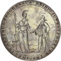 Medals and Tokens, 1768 King's College (Columbia University) Literary Society Prize Medal. Awarded to Gouverneur Morris. AU55 NGC....