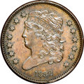 1832 C-1, B-1, R.2, MS61 Brown NGC. Our EAC grade MS60. ...(PCGS# 35273)