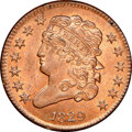 1829 C-1, B-1, R.1, MS65 Red and Brown NGC. CAC. Our EAC grade MS65. ...(PCGS# 35268)