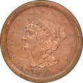 Proof Half Cents, 1840 Original PR65 Red and Brown NGC. CAC. B-1....