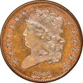 1831 Second Restrike, B-3, High R.7, PR66+ Red and Brown NGC. Our EAC grade PR63. ...(PCGS# 1193)