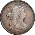 1802/0 Reverse of 1800, C-1, B-1, High R.5, VF30 NGC. Our EAC grade VF20. ...(PCGS# 35122)