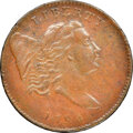1794 Normal Head, Small Edge Letters, C-1b, B-1b, High R.5 -- Tooled -- NGC Details. VF. Our EAC grade Fine 12. ...(PCGS...