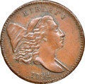 1794 Normal Head, Small Edge Letters, C-2a, B-2b, R.2 -- Cleaned -- NGC Details. AU. Our EAC grade VF30. ...(PCGS# 35024...