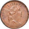 1794 High Relief Head, C-9, B-9, R.2, MS64 Red and Brown NGC. CAC. Our EAC grade MS64. ...(PCGS# 35064)