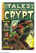 Golden Age (1938-1955):Horror, Tales From the Crypt #38 (EC, 1953) Condition: FN. Jack Daviscover. Davis, Reed Crandall, Bill Elder, and Graham Ingels art...