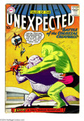 Silver Age (1956-1969):Horror, Tales of the Unexpected #40 (DC, 1959) Condition: GD+. Space Rangerbegins. Bob Brown cover. Jim Mooney, Howard Purcell, and...