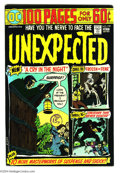 Bronze Age (1970-1979):Horror, Unexpected #159 (DC, 1974) Condition: VF+. A 100 Page SuperSpectacular. Nick Cardy cover. Jerry Grandenetti, Lee Elias, and...