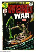 Bronze Age (1970-1979):Horror, Weird War Tales #3 (DC, 1972) Condition: VF/NM. Featuring a Heap-esque / Man-Thing-esque / Swamp Thing-esque cover by Joe Ku...