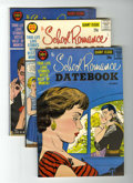 Silver Age (1956-1969):Romance, Hi-School Romance Datebook #1-3 Group (Harvey, 1962-63) Condition:Average VF/NM.... (Total: 3 Comic Books)