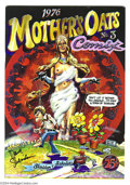 Bronze Age (1970-1979):Alternative/Underground, Mother's Oats #3 Fred Todd File Copy (Rip Off Press, 1977) Condition: VF. Underground comics by Fred Schrier and the late Da...