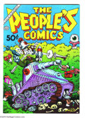 Bronze Age (1970-1979):Alternative/Underground, The People's Comics nn Fred Todd File Copy (Golden Gate, 1972) Condition: NM. First printing. Robert Crumb stories/art; feat...