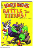 Modern Age (1980-Present):Alternative/Underground, Wonder Wart-Hog and the Battle of the Titans #nn Fred Todd FileCopy (Rip Off Press, 1989) Condition: NM. Classic reprints o...