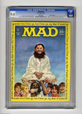 Magazines:Mad, Mad #121 Gaines File pedigree (EC, 1968) CGC NM 9.4 White pages.Beatles cover by Norman Mingo. Mort Drucker and Al Jaffee a...