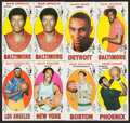 Basketball Cards:Singles (1980-Now), 1969 Topps Basketball Collection (37). ...