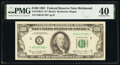 Small Size:Federal Reserve Notes, Fr. 2169-E* $100 1981 Federal Reserve Note. PMG Extremely Fine 40.. ...