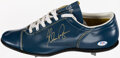 Autographs:Others, Nolan Ryan Signed Cleat. ...