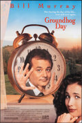 """Movie Posters:Comedy, Groundhog Day (Columbia, 1993). Rolled, Very Fine+. One Sheet (26.75"""" X 39.75"""") SS. Comedy.. ..."""