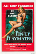 """Movie Posters:Sexploitation, Pin-Up Playmates & Other Lot (SRC Films, 1972). Folded, Very Fine+. One Sheets (2) (27"""" X 41""""). Sexploitation.. ..."""