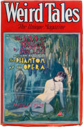 Pulps:Horror, Weird Tales - August 1929 Margaret Brundage File Copy (Popular Fiction) Condition: VF/NM....