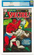 Silver Age (1956-1969):Horror, Showcase #61 The Spectre (DC, 1966) CGC NM 9.4 Off-white to white pages....