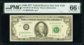 Small Size:Federal Reserve Notes, Fr. 2168-B* $100 1977 Federal Reserve Star Note. PMG Gem Uncirculated 66 EPQ.. ...