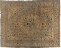 A Tabriz Rug 167-3/4 x 120-1/4 inches (426.1 x 305.4 cm)  Note this lot is sold as part of a bankruptcy
