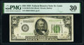 Fr. 2100-H $50 1928 Federal Reserve Note. PMG Very Fine 30