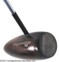Golf Collectibles:Clubs - Steel Shaft, Streamliner two wood manufactured by McGregor. Patented in ...