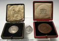 Golf Collectibles:Medals/Jewelry, Three medals. Included are a boxed silver medal from The ... (5items)